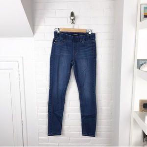 {Liverpool} The Denim Legging Pull On Jeans